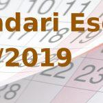 Calendari 19/20