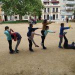 Diada de l'educació física al carrer
